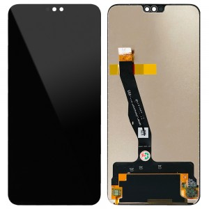 Huawei Honor 8X /. Honor View 10 Lite - Full Front LCD Digitizer Black