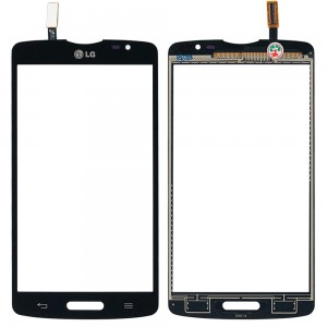 LG L80 D373 D375 - Front Glass Digitizer Black