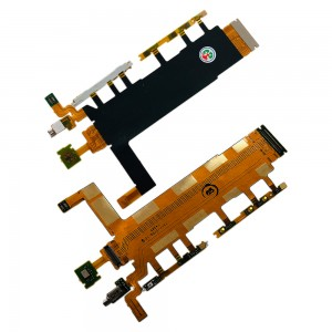 Sony Xperia Z3 Dual D6633 - Motherboard Power Flex Cable