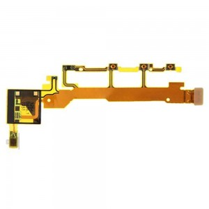 Sony Xperia Z L36H C6603 - Power / Volume  Flex Cable / Microphone
