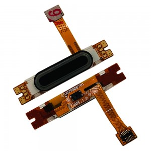 LG Optimus L90 D405 D410 D415 - Home Button Flex Cable Black