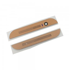 HTC One M8 - Bottom and Top Plates Gold