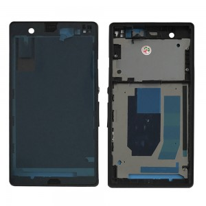 Sony Xperia Z L36H - LCD / Middle Frame Black