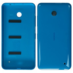 Nokia Lumia 630/635 - Battery Cover Blue