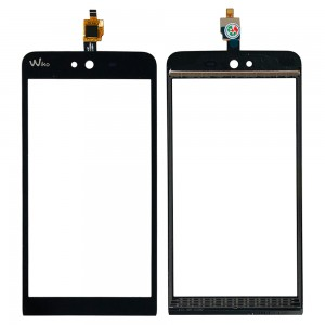 Wiko Rainbow Jam 3G - Front Glass Digitizer Black