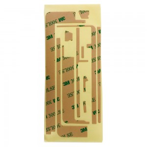iPad 2 - Digitizer Adhesive Strips Sticker Set