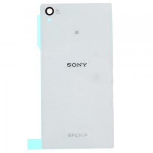 Sony Xperia Z1 L39H - Battery Cover   White