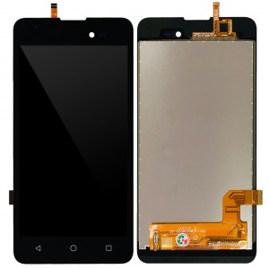 Wiko Sunny 2 Plus - Full Front LCD Digitizer Black