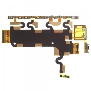 Sony Xperia Z1 L39H - Power + Volume Flex Cable