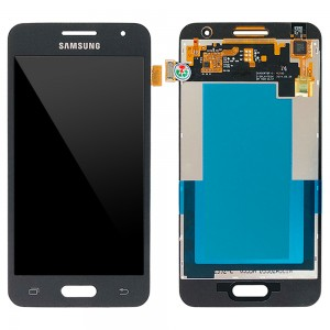 Samsung Galaxy Core 2 G355H - Full Front LCD Digitizer Black
