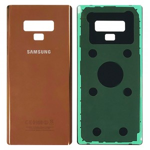 Samsung Galaxy Note 9 N960 - Battery Cover Gold