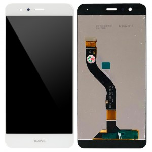 Huawei Ascend P10 Lite - Full Front LCD Digitizer White (FHD-W-U)