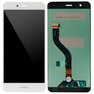Huawei Ascend P10 Lite - Full Front LCD Digitizer White (FHD-W-C)