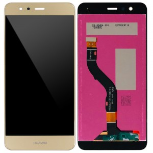 Huawei Ascend P10 Lite - Full Front LCD Digitizer Gold (FHD-W-U)