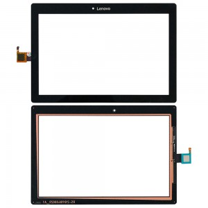 Lenovo Tab 2 A10-30 - Front Glass Digitizer Black