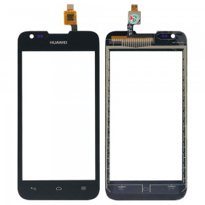 Huawei Ascend Y550 - Front Glass Digitizer Black