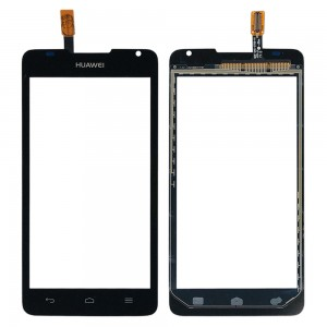 Huawei Ascend Y530 - Front Glass Digitizer Black