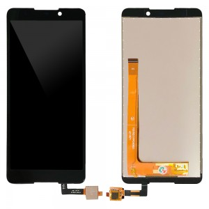 Wiko Lenny 5 - Full Front LCD Digitizer Black