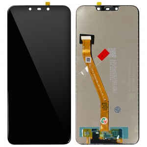 Huawei P Smart Plus - Full Front LCD Digitizer Black