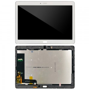 Huawei MediaPad M2-A01W - Full Front LCD Digitizer With Frame White