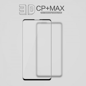 Samsung Galaxy S10 G973 - NillKin 3D CP+ Max Full Coverage Anti-explosion Tempered Glass