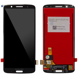 Motorola Moto G6 Plus XT1926-3 - Full Front LCD Digitizer Black