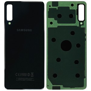 Samsung Galaxy A7 2018 A750 - Battery Cover Black