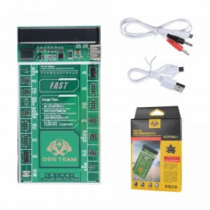 iPhone 4 to 8 Plus / X - W208A+ Smart Phone Battery Fast Charging Activation