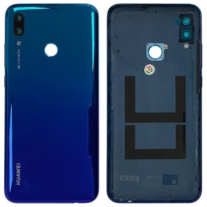 Huawei P Smart (2019) POT-LX1 - Back Housing Cover Aurora Blue
