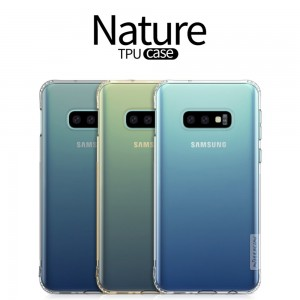 Samsung Galaxy S10e G970 - Nillkin Nature TPU Case 0.6mm