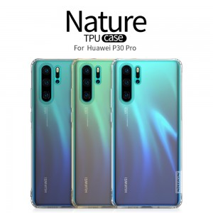Huawei P30 Pro - Nillkin Nature TPU Case 0.6mm