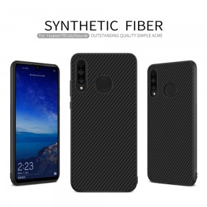 Huawei P30 Lite -  Nillkin Synthetic Fiber Phone Case