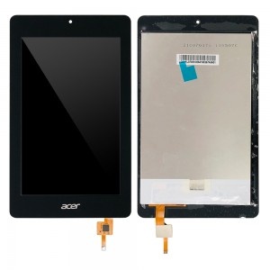 Acer B1-730HD - Full Front LCD Digitizer Black
