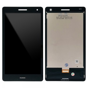 Mediapad T3 7.0 2017 3G Version - Full Front LCD Digitizer Black