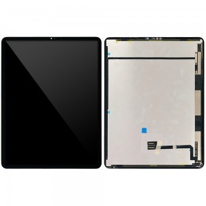 iPad Pro 12.9 3nd Gen - Full Front LCD Digitizer Black