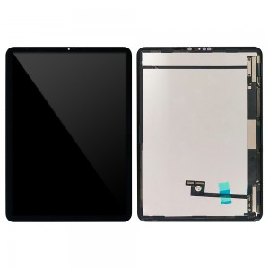 iPad Pro 11 (2018) - Full Front LCD Digitizer Black