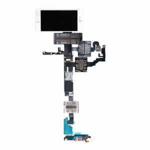 QIANLI TOOLPLUS IBRIDGE PCBA Testing Cable for Front Camera/Rear Camera/Dock Connector/Touch - iPhone 6 Plus