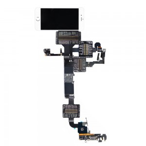 QIANLI TOOLPLUS IBRIDGE PCBA Testing Cable for Front Camera/Rear Camera/Dock Connector/Touch - iPhone 6S