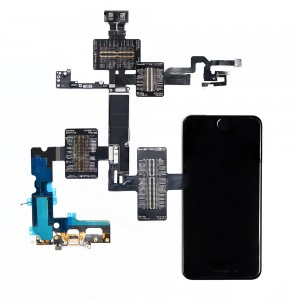 QIANLI TOOLPLUS IBRIDGE PCBA Testing Cable for Front Camera/Rear Camera/Dock Connector/Touch - iPhone 7 Plus