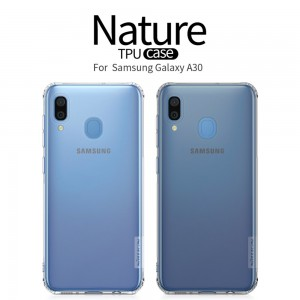 Samsung Galaxy A30 A305 - Nillkin Nature TPU Case 0.6mm