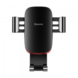 Baseus - Metal Age Gravity Car Mount Black