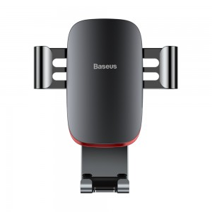 Baseus - Metal Age Gravity Car Mount Grey