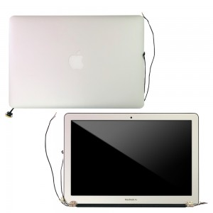 Macbook Air 13 inch A1466 (MID 2013-EARLY 2015) - Full Front LCD with Housing Silver