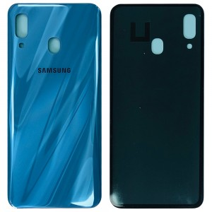 Samsung Galaxy A30 A305 - Battery Cover Blue