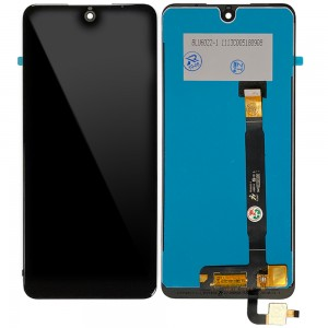 Wiko View 2 / View 2 Pro - Full Front LCD Digitizer Black