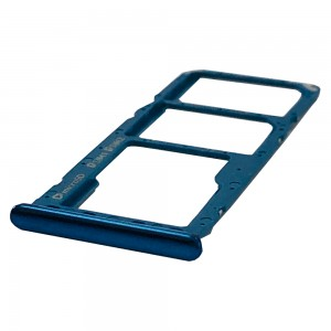 Samsung Galaxy A7 2018 A750 - Sim Tray Holder Blue