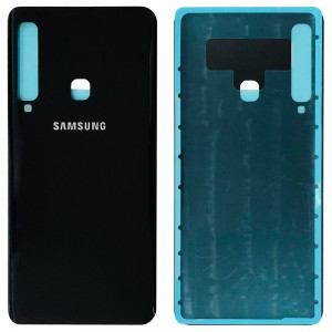 Samsung Galaxy A9 2018 A920 - Battery Cover with Adhesive Black