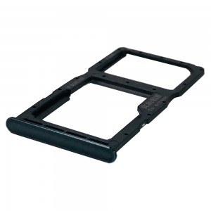 Huawei P30 Lite - Sim Tray Holder Black