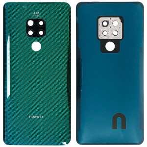 Huawei Mate 20 - Battery Cover with Adhesive Emerald Green