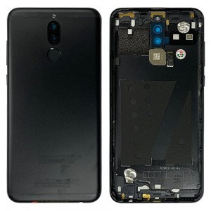 Huawei Mate 10 Lite  / G10 - Battery Cover with Adhesive Black